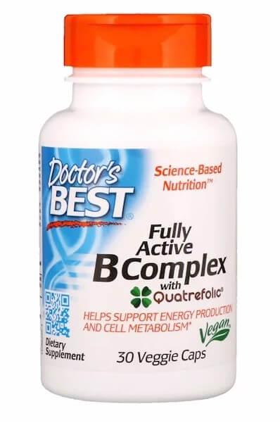 Doctor's Best B complex